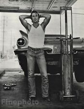 1979 Vintage 11x14 RICHARD GERE Actor Movie Film Male Model Photo Art HERB RITTS