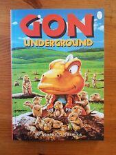 Gon Underground - Masashi Tanaka - Paradox press