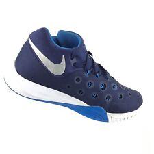 7d06a01d3b13 Nike Zoom Hyperquickness 3 749883-405 Navy Blue White Basketball Mens 8  Shoes B0