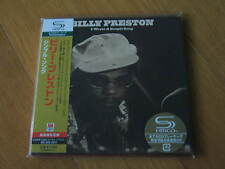 BILLY PRESTON I WROTE A SIMPLE SONG RARE OOP JAPAN MINI-LP SHM-CD