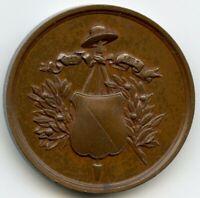 Netherland Medal 50 anniv.of Entering the Russian Cossacks in Utrecht 1863 35mm