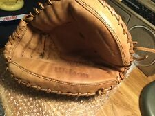 """Wilson- Used -Catchers Mit - 32 1/2"""" -Softfit- A 800 - Left Hand- Used See Pics"""