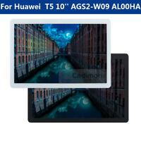 Ecran Tactile LCD pour Huawei MediaPad T5 AGS2-W09 AL00HA Noir Blanc RHN02