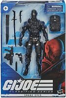 "2020 GI JOE Classified Series 6"" Snake Eyes Hasbro Wave 1  *PRE-ORDER*"