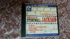 CD / K - TEL PRESENTS - WATERLOO - THE BEST OF STONEWALL JACKSON - 2005
