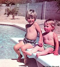 COMFY Toddler Swim Trunks/Baby/Crochet Pattern INSTRUCTIONS ONLY