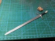 Custom 1/6 S. Jon Snow's Longclaw Sword for ThreeZero's Scabbard Game of Thrones
