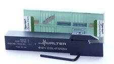 10x Walter Wendeplatten GX24-4E600N050-UF4  WPP23 + 1Halter G1011.2525L-6T32GX24