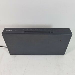 Sony CMT-X3CD Flat Hi-Fi Micro System CD, RDS Radio, Bluetooth, Aux, USB. NFC.