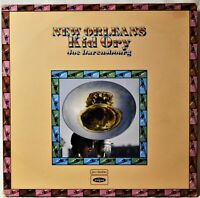 Joe Darensbourg New Orleans Kid Ory 2-LP NM Vinyl Dixieland Jazz  ExtrasShipFree