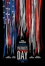 Eason-Patriots DayPatriots Day Movie Poster 23.6x35 in