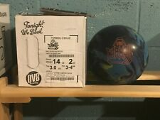 DV8 Turmoil 2 Solid 14lbs New & Undrilled With Towel & Stickers Great Box Spec's