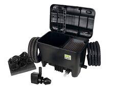 TIP Mehrkammer Teichaußenfilter TEICHFILTER WDF 10000 max.Fö. 2.400l/h NEU