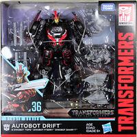 Transformers Studio Series ~ DRIFT FIGURE w/BABY DINOBOTS #36 ~ Deluxe Class