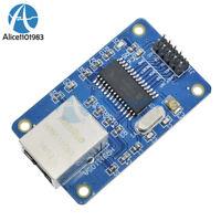 10PCS ENC28J60 Ethernet LAN Network Module For Arduino SPI AVR PIC LPC STM32