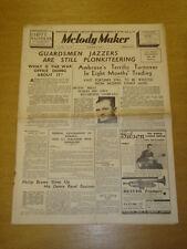 MELODY MAKER 1936 OCT 3 AMBROSE IRVING MILLS PHILIP BROWN BIG BAND SWING