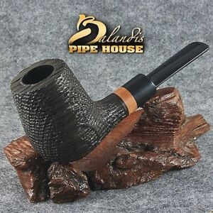 Outstanding D.BALANDIS Handmade Smoking Pipe natural BOG OAK Wood MORTA - LARWA