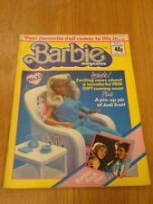 BARBIE #23 5TH-18TH SEPTEMBER 1986 IPC BRITISH WEEKLY^