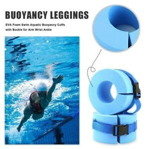 Exercise Swimming Water Weights Aquatic Aerobics Cuffs For Training Ankles