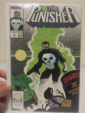 The Punisher #6 1988 Marvel with Matchin War Journal Entry #82