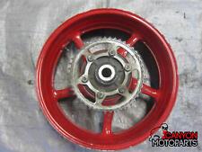 08-16 Yamaha R6 Rear Wheel Sprocket Brake Rotor