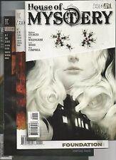 LOT of 4 Vertigo #1s House of Mystery,House of secrets,Phantom str.,Swamp Thing