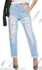 Jeans da donna gamba dritta taglia 46