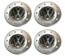 """4 New Wheel Center Cap 3B0601149D FOR 1997-2001 VW Passat B5 16"""" 5 Double Spoke"""