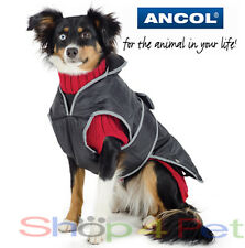 Ancol Muddy Paws Dog Coat & Sweater 3 in 1 Combo Purchase Together or Seperately