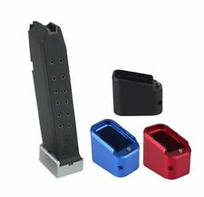 Extension Magazine Pad Base Dock with Spring Kit For Glock 19 Glock G23