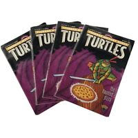 1992 Teenage Mutant Ninja Turtles Mirage Haunted Pizza October TMNT Comic Bundle