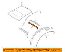 FORD OEM-Roof Bow 5G1Z5451269AA