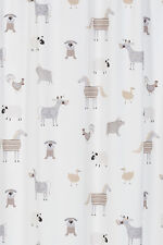 Rasch Textil 829432 Bambino XVII Tissu d'ameublement à coudre soi-même animaux