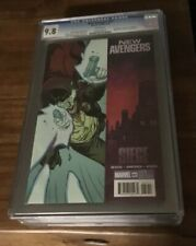 NEW AVENGERS #62 CGC 9.8 MARVEL 4/10 GRIFFIN AND SECRET WARRIORS APPEARANCE