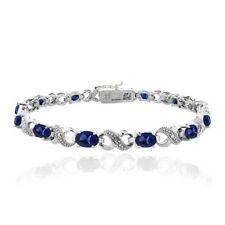 Blue Sapphire Fine Bracelets
