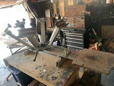 Ryonet Silver Press 6 Color 2 Station Screen Printing Press