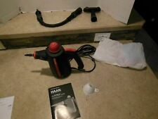 804 HAAN HS-22Q Handheld Steam Cleaner Portable Pressurized With Attachments