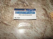 RC Associated .25 x .125 x .015 Washer Washers (4) 7337