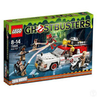 LEGO Ghostbusters Movie Ecto-1 & 2 Car & Bike 75828 | Brand New Sealed