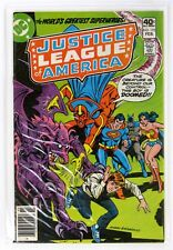 Justice League Of America - #175,176,178,179,182,184 - Lot Of 7
