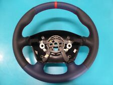 Corvette C5 Custom Padded Two-tone Steering Wheel - New Leather