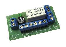 Universal Fernschalter FS24 mit  9-20V Relais bistabil m. 2 Umschalter + 4 Apps