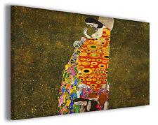 Quadro moderno Gustav Klimt vol IV stampa su tela canvas pittori famosi