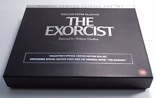 The Exorcist VHS and Book Special Limited Collectors Edition- Rare Gift Set