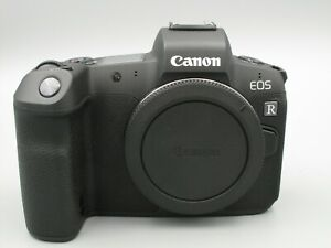 Canon EOS R 30.3MP Digital Camera - Black (Body Only)