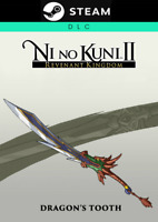 Ni No Kuni II 2 PC Steam Dragon Tooth Sword DLC - CD KEY GLOBAL
