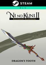 Ni No Kuni II 2 PC Steam Dragon dent Sabre DLC Code-Key-Worldwide