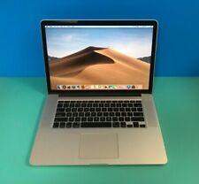 Mid 2015 Apple MacBook Pro Retina MJLU2LL/A 15.4...