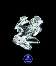 """[SPECIAL OFFER] """"Frogs Me & Mom"""" Austrian Crystal Figurine was AU$48.00"""
