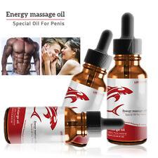 Penis Men's Enlargement Oil Grow Bigger Thicker Longer Size Sexual Enhancement